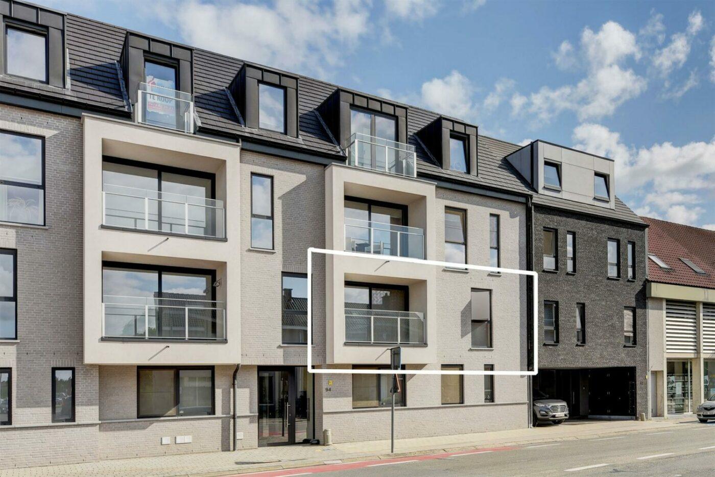 Zeer ruim en goed gelegen luxe appartement - te koop bij imo Vastgoed
